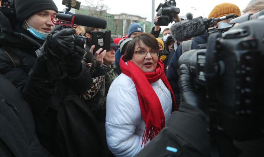 Депутат МГУ Галямина оспорила приговор за нарушение закона о проведении публичных акций и демонстраций