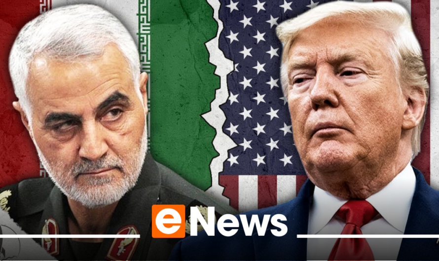 Ирак выдал ордер на арест Трампа в связи с ударом беспилотника по Сулеймани в прошлом году